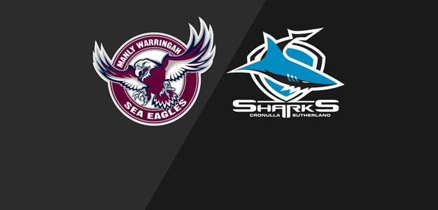 Sea Eagles v Sharks - Semi-Final, 2013