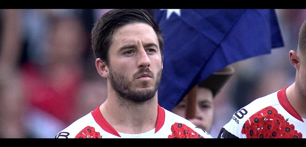 The significance of Anzac Day for Ben Hunt