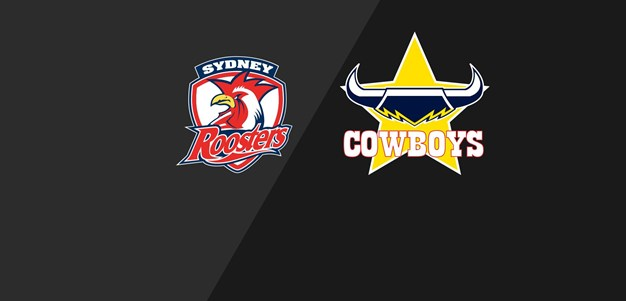 Roosters v Cowboys - Semi-Final, 2014