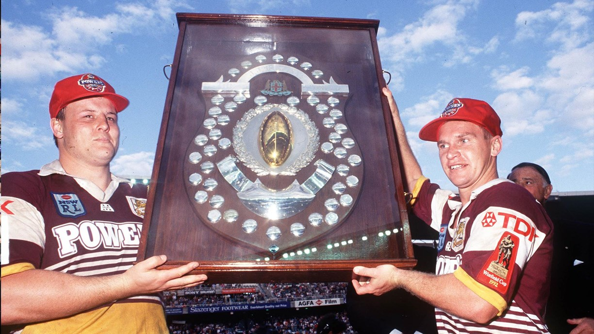 25 Years 25 Moments: Brisbane Broncos