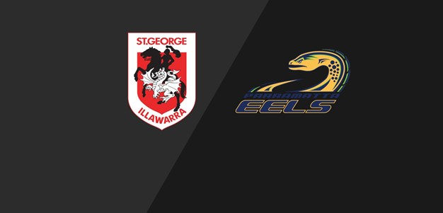Dragons v Eels - Round 13, 2006