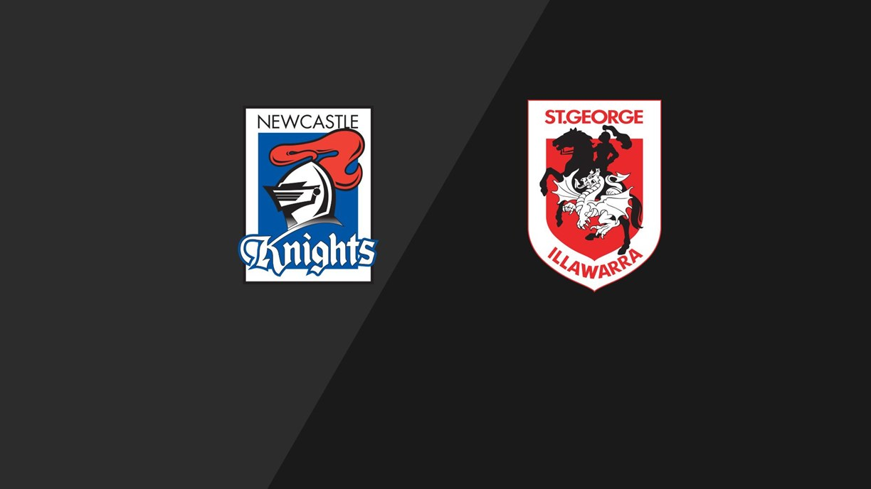 Full Match Replay: Knights v Dragons Qualifying Final 2002