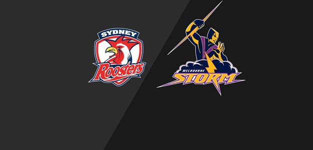 Full Match Replay: Roosters v Storm Qualifying Final 2015