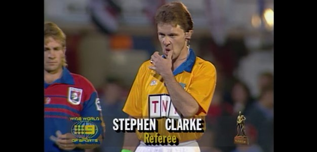 Full Match Replay: Steelers v Knights - Round 22, 1994
