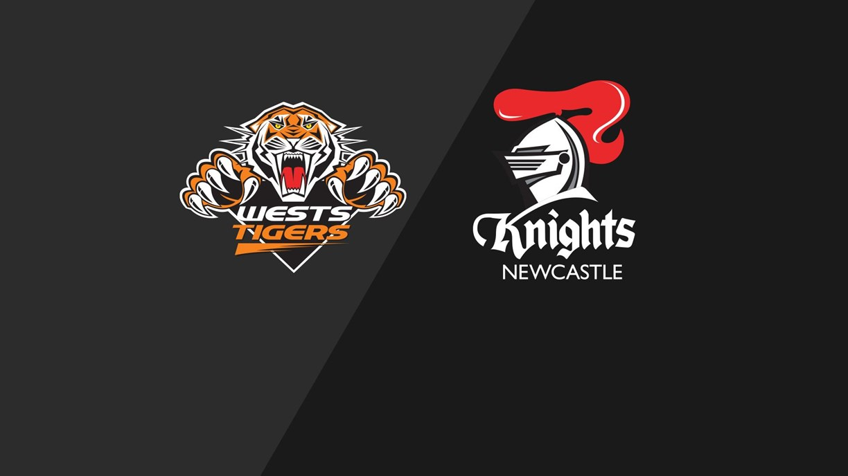 Wests Tigers v Knights - Round 13, 2011