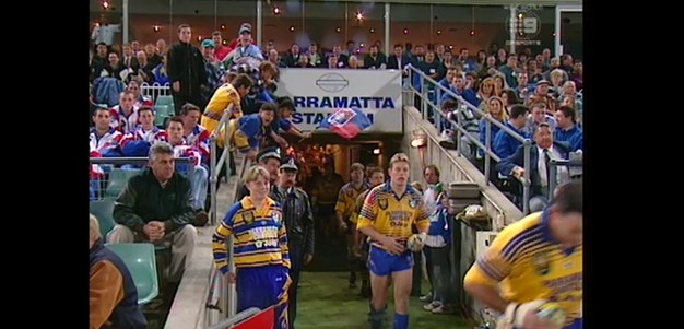 Full Match Replay: Eels v Knights - Round 19, 1996