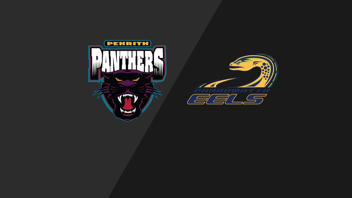 Panthers v Eels - Round 19, 2010