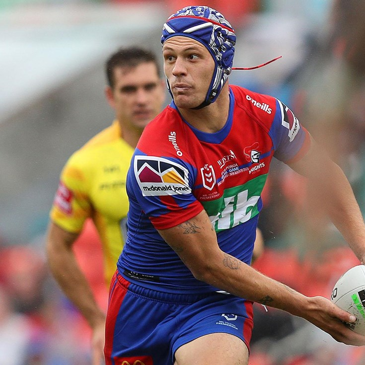 Ponga set for Knights extension