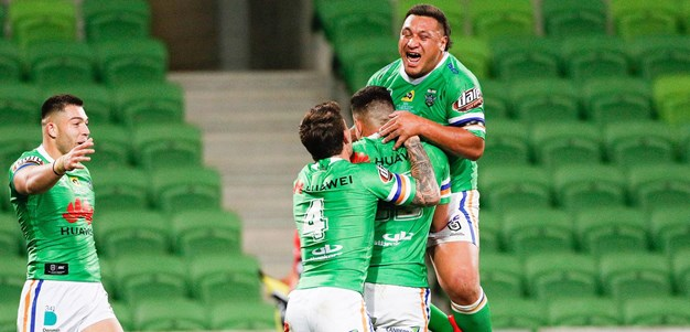 Most streamed: Storm v Raiders