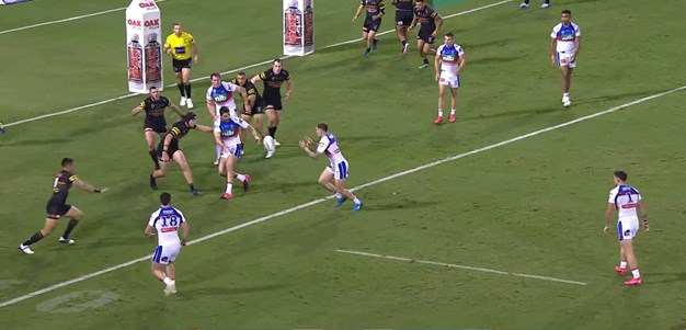 Best try gets the Knights to within four