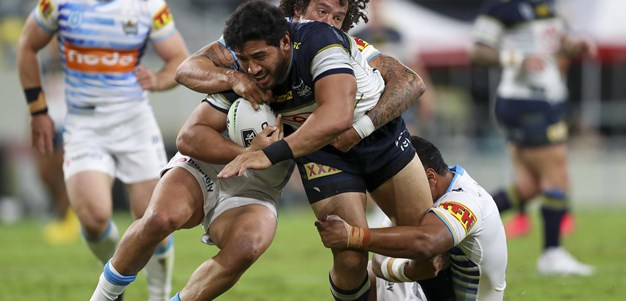 No need to panic over Taumalolo injury