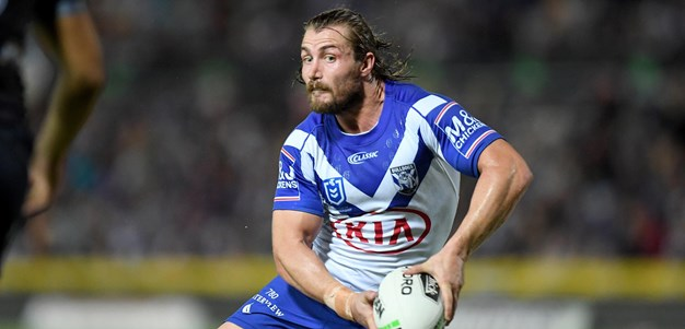 At long last: Foran fired up for NRL return