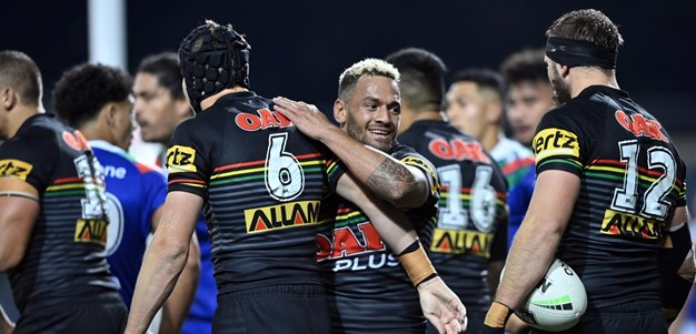 Match Highlights: Panthers v Warriors