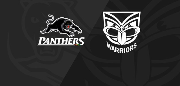 Full Match Replay: Panthers v Warriors - Round 4, 2020
