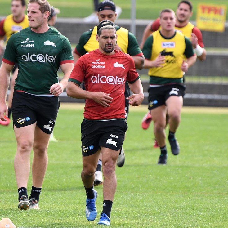 Rabbitohs excited to get star duo back