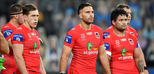 Soward: Dragons players must wear share of responsibility