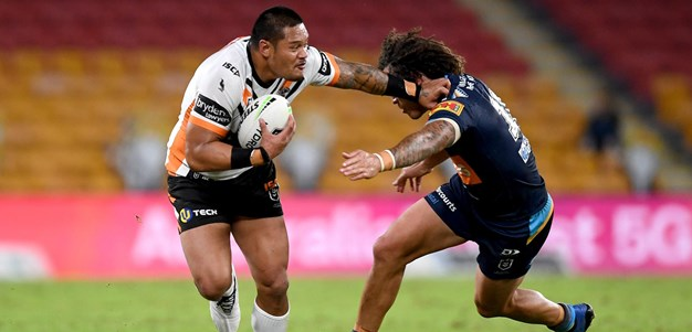 Raiders prepare for fiery Leilua return
