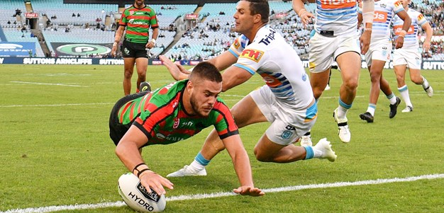 Last time they met: Rabbitohs v Titans - Round 3, 2019