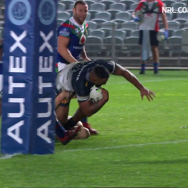 Molo try edges the Cowboys back in front