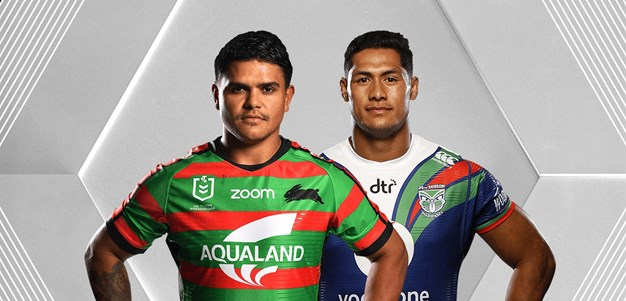 Rabbitohs v Warriors - Round 6