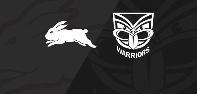 Full Match Replay: Rabbitohs v Warriors - Round 6, 2020