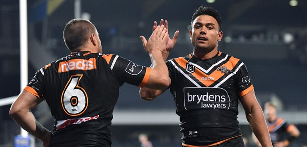 Extended Highlights: Wests Tigers v Cowboys