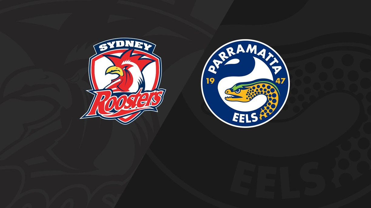 Full Match Replay: Roosters v Eels - Round 6, 2020