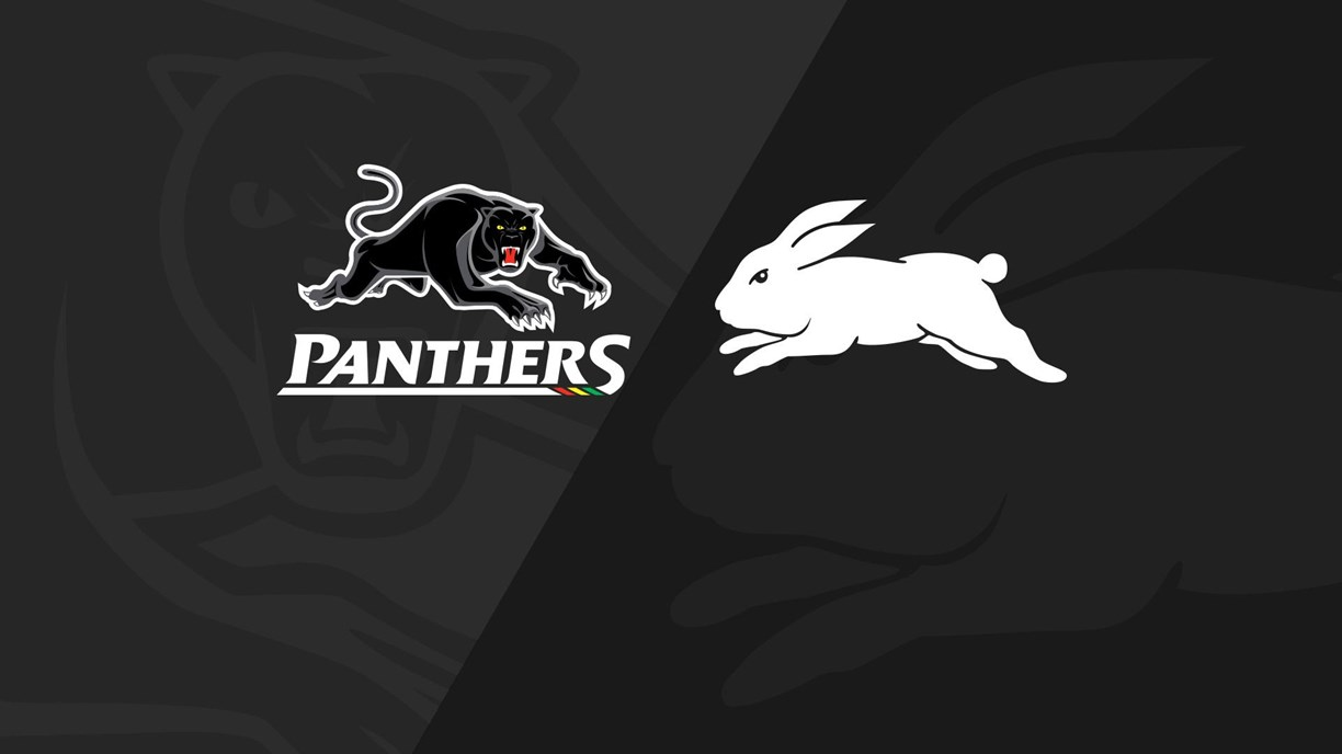 Full Match Replay: Panthers v Rabbitohs - Round 7, 2020