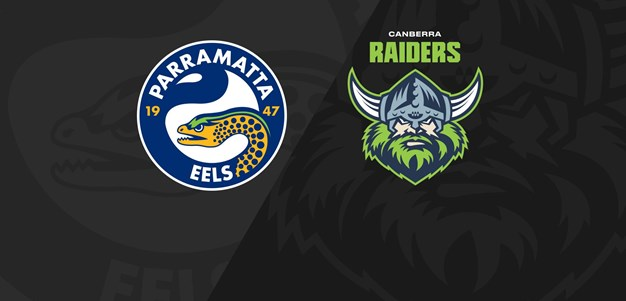 Full Match Replay: Eels v Raiders - Round 7, 2020