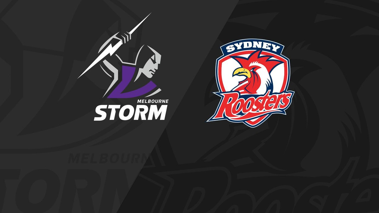 Full Match Replay: Storm v Roosters - Round 8, 2020