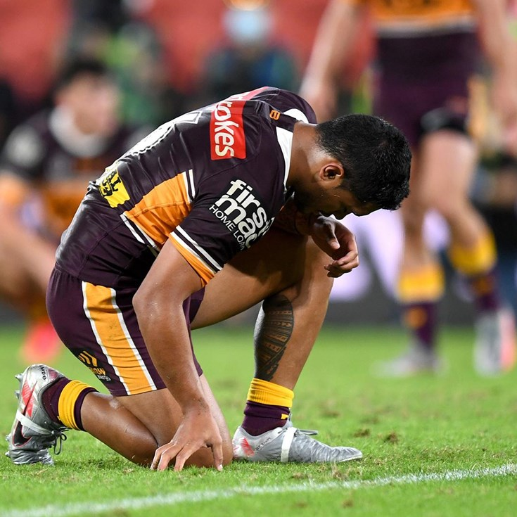 Nikorima feels for 'under pressure' Milford