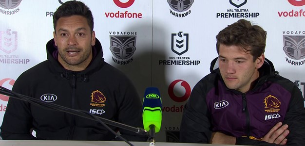 Glenn and Carrigan speak from the heart after Warriors loss