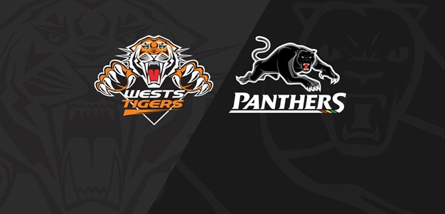 Full Match Replay: Wests Tigers v Panthers - Round 8, 2020