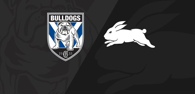 Full Match Replay: Bulldogs v Rabbitohs - Round 8, 2020