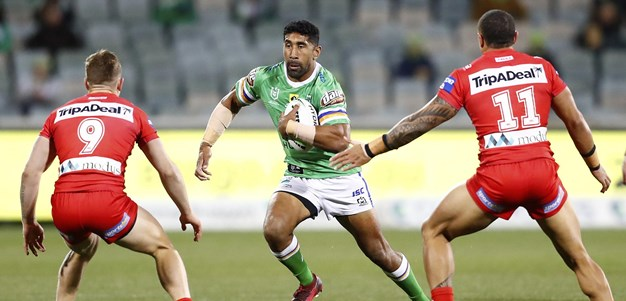 Young Raiders to step up in Soliola's absence