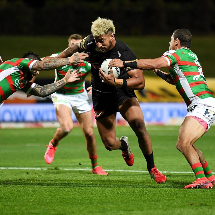 Kikau wants the ball in his hands more