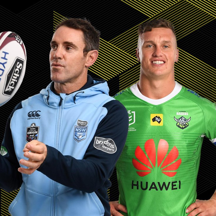 Episode 11 - Brad Fittler and Jack Wighton