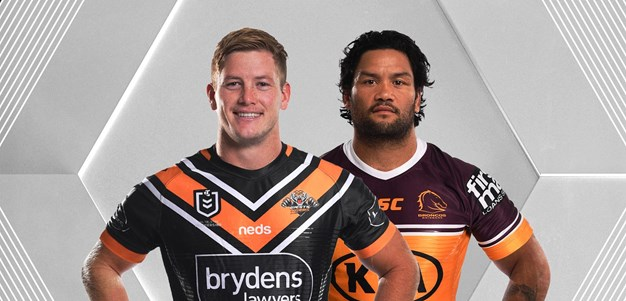 Wests Tigers v Broncos - Round 10