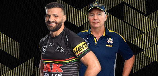 Episode 12 - Green departs, Mansour joins Inside The NRL