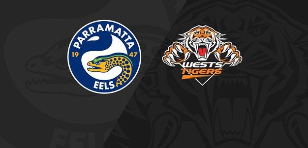 Full Match Replay: Eels v Wests Tigers - Round 11, 2020