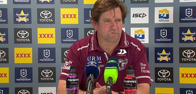 Sea Eagles: Round 11