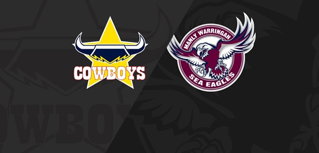 Full Match Replay: Cowboys v Sea Eagles - Round 11, 2020