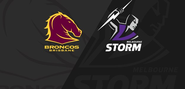 Full Match Replay: Broncos v Storm - Round 11, 2020
