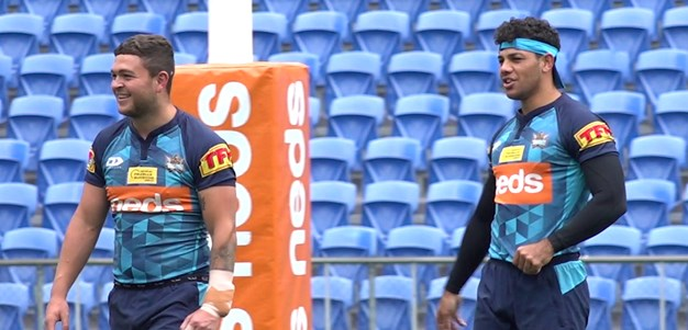 Taylor, Peachey on Indigenous Round's importance