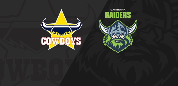 Full Match Replay: Cowboys v Raiders - Round 12, 2020