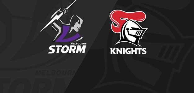 Full Match Replay: Storm v Knights - Round 12, 2020