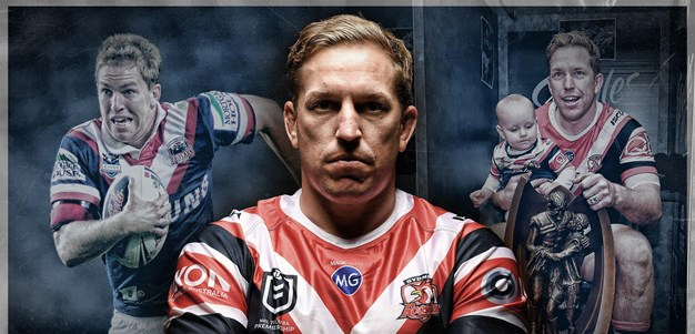Aubusson's road to 300 NRL games