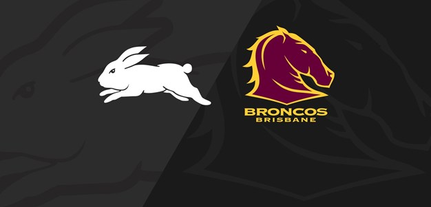 Full Match Replay: Rabbitohs v Broncos - Round 13, 2020