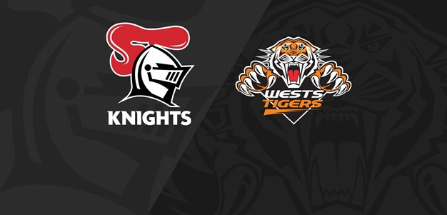 Full Match Replay: Knights v Wests Tigers - Round 13, 2020