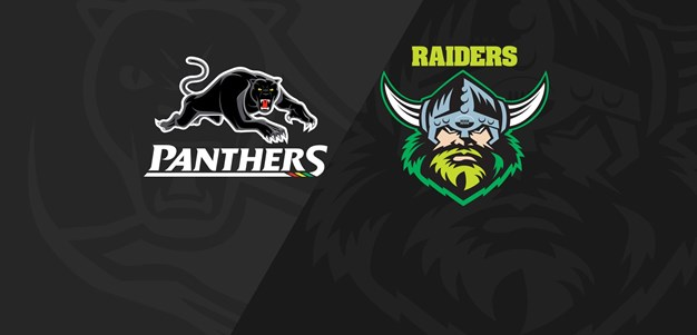 Full Match Replay: Panthers v Raiders - Round 13, 2020